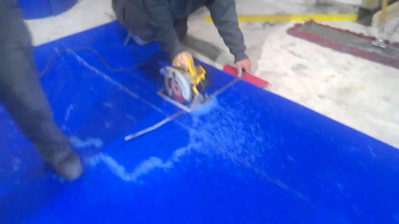 Max Ruiz >> Como se corta un aplaca de Plástico POLIETILENO EXTRA GRANDE, Tivar 88 - YouTube