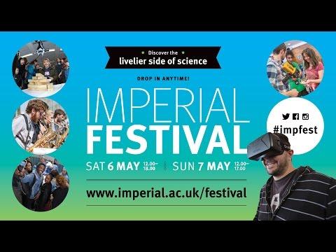 Bionic Man | Imperial Festival 2017
