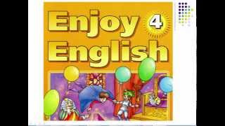 Enjoy English 4 класс 2 unit 3 урок