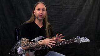 Steve Stine Guitar Lesson - How to Create Interest and Melodic Expression While Soloing