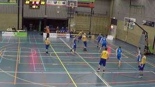 River Trotters Heren 2 vs DAS