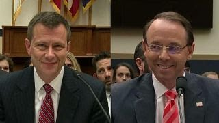 How Rosenstein, Strzok have similar testimony behaviors