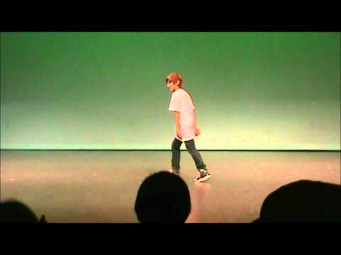 Me Dancing At My Talent Show To LMFAO-Party Rock Anthem