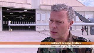 Rondje langs opleidingslocaties F-35 en MQ9 Reaper