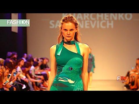 KHARCHENKO SAKHNEVICH Spring Summer 2019 Ukrainian FW - Fashion Channel