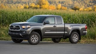 Toyota Tacoma 2018 Car Review