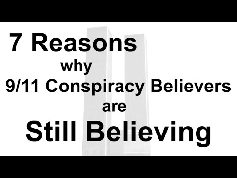 9/11 Conspiracy Belief Explained in 91.1 Seconds