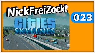 Cities Skylines #023 ► Stadtverschönerung? ► Cities Skylines Gameplay deutsch