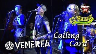 "Venerea ""Calling Card"" @ Estraperlo Club (19/05/2018) Badalona"