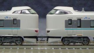 Video 鉄道模型 287系くろしお 増結 download MP3, 3GP, MP4, WEBM, AVI, FLV November 2018