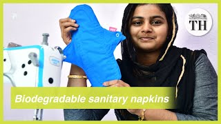 Biodegradable and toxin-free sanitary napkins for sustainable menstruation