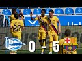 Deportivo Alaves vs Barcelona [0-5], La Liga, 2020 - MATCH REVIEW