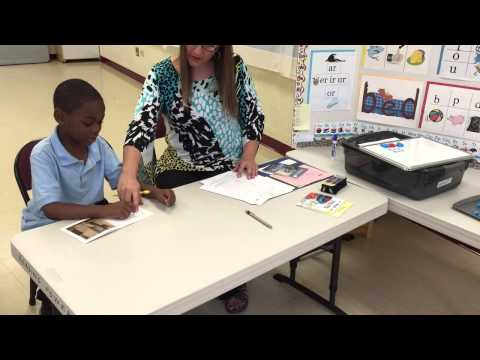 Reading Power First Grade Lesson