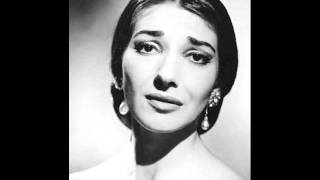 Maria Callas - Voi lo sapete, o mamma (Mascagni - (Cavalleria rusticana)
