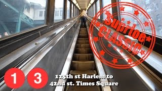 1 3 125th harlem to times square 42nd st