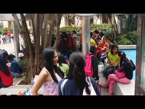Hong Kong Maids Day Off