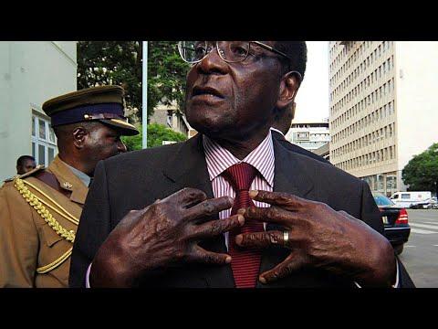 Former Zimbabwe President Robert Mugabe has died, aged 95