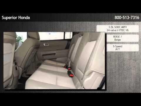 2011 Honda Pilot 2WD EX - New Orleans
