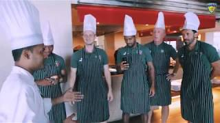 CFC Players don the Chef's hat!