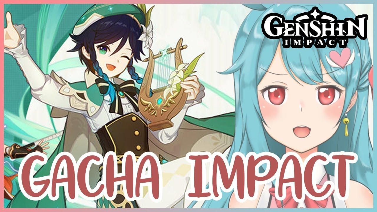 GACHA IMPACT 【Genshin Impact #01】