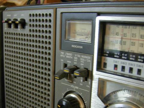 2010DFS Live test 13745 kHz Radio Thailand on NRD-515