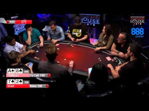 Poker Night In America | Cash Game | Sugar House Casino – Philadelphia, PA (1/4)