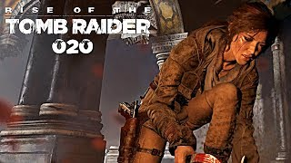 Des Offiziers Lebensgeschichte «» Rise of the Tomb Raider | Story #20