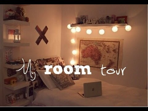 My Room Tour YouTube