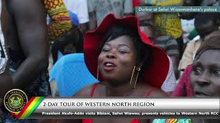 2-Day Tour of Western North Region