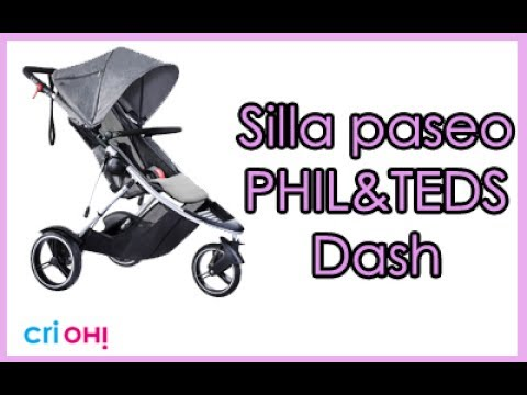 Silla Paseo Phil&Teds Dash