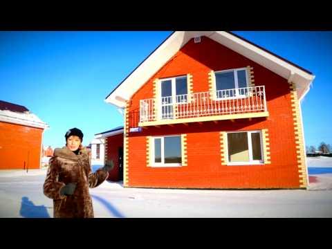 видео: Проект дома 110 кв.м. Экскурсия по готовому дому