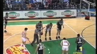 1993 Burghy Modena vs Mangiaebevi Fortitudo Bologna Playout
