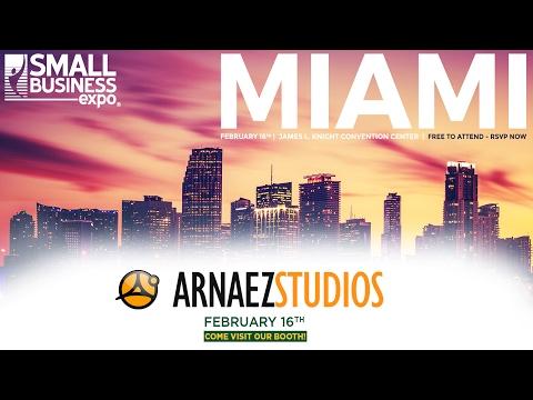 Small Business Expo 2017 Miami