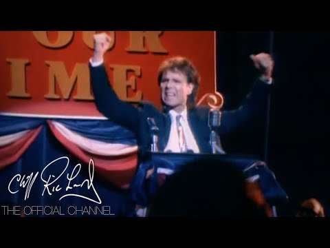 Cliff Richard - Peace In Our Time