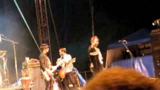 Power of Positive Drinking & Poor Old Broken Hearted Me ~ The Trews Artpark