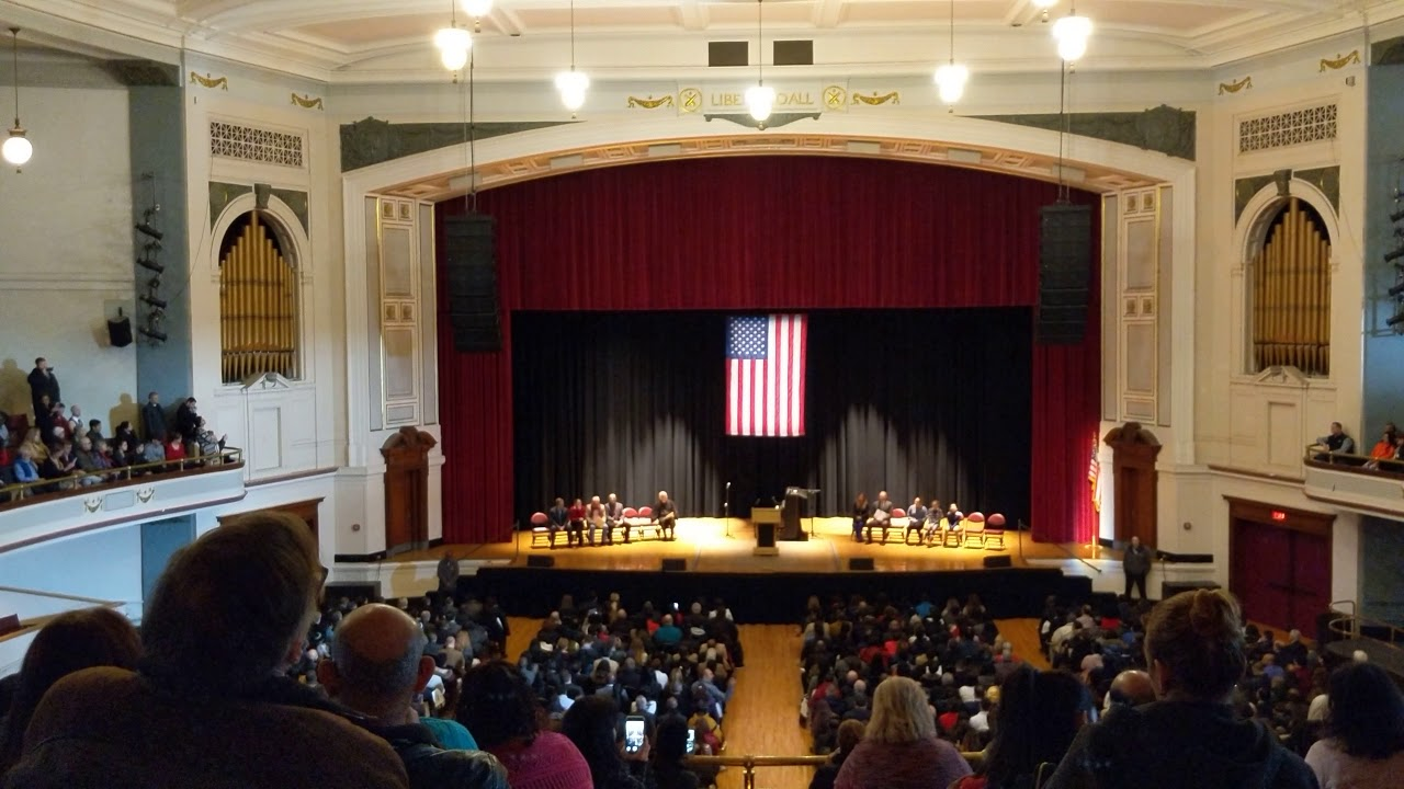 Trump's recorded remarks at Naturalization Ceremony in Lowell, MA on  February 14th, 2018