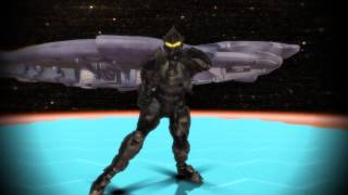 MMD Spartan Hayabusa Test Self Model