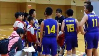滬江小學八強對玫瑰崗