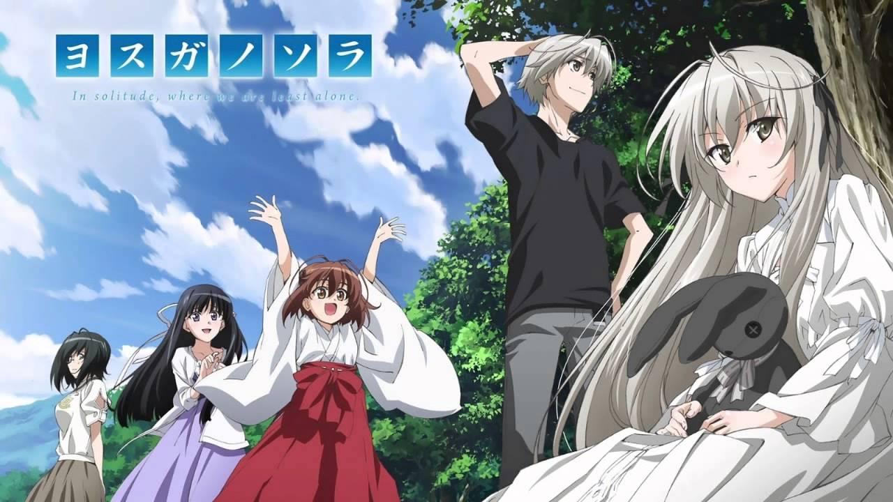 Kết quả hình ảnh cho Yosuga no Sora: In Solitude, Where We Are Least Alone anime