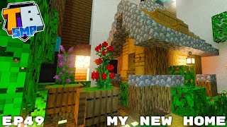 Building A House Inside Someone's Base - Truly Bedrock Season 2 Minecraft SMP Episode 49