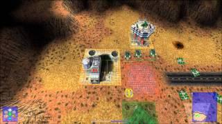 Warzone 2100 Gameplay ( SinglePlayer ) Part 1