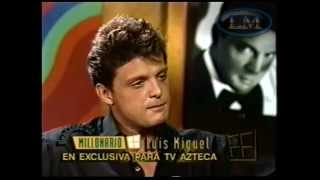 LUIS MIGUEL ENTREVISTA MARTHA FIGUEROA ROMANCES 1997