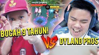 Download Video RASYAH BOCAH SD 9 TAHUN TOP GLOBAL FANNY!!! GANAS BANGET! - Mobile Legends Indonesia #103 MP3 3GP MP4
