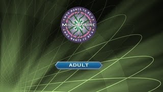 Who Wants To Be A Millionaire? DVD 3rd Edition - Adult