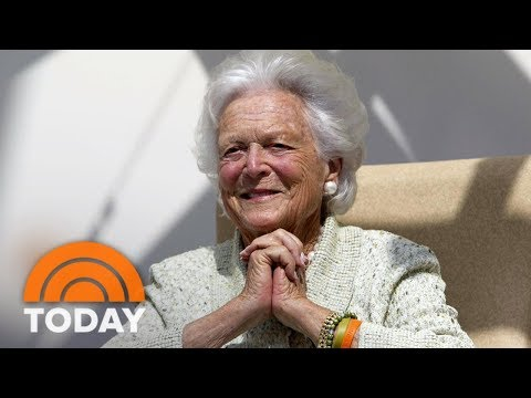 Jenna Bush Hager: Barbara Bush Is 'A Fighter' | TODAY