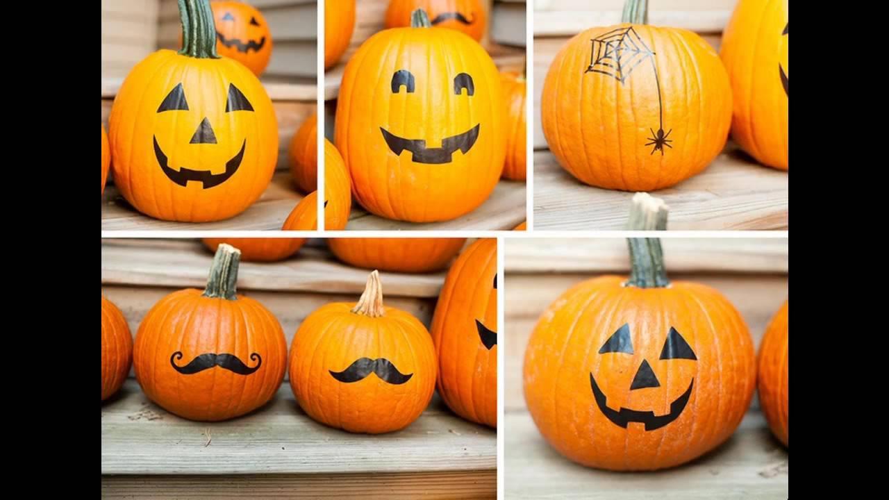 creative halloween pumpkin decorating ideas - Pumpkin Decorating Ideas
