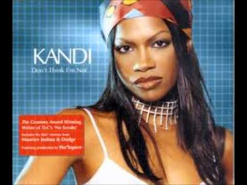 Kandi - Don't Think I'm Not (I Love You Remix) (2000)