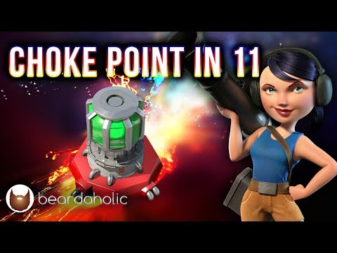 Boom Beach Operation: Choke Point by Brute Squad in 11 hits