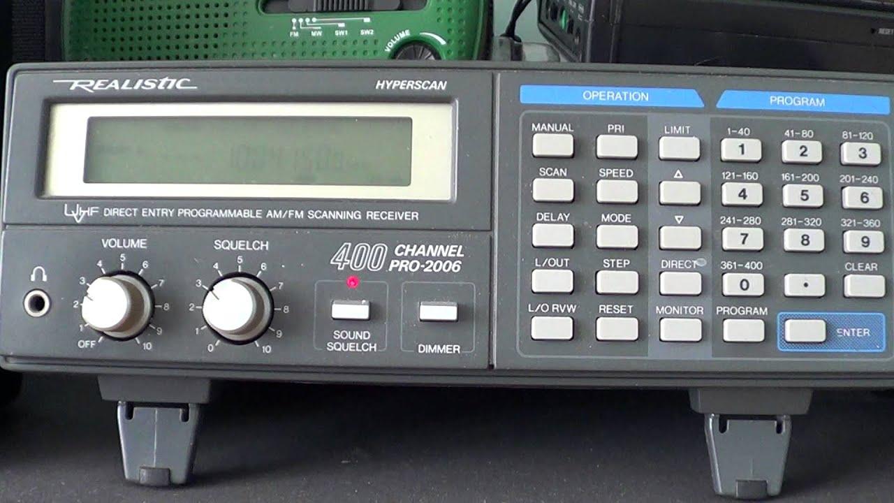 Pro 2006 scanner hack pc