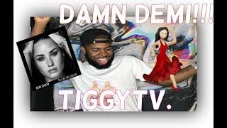 DEMI LOVATO - SEXY DIRTY LOVE | REACTION VIDEO | TIGGYTV